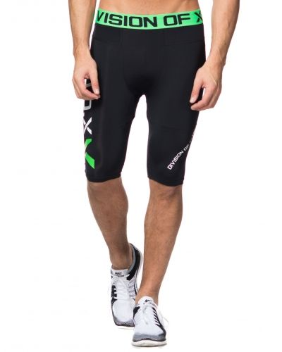 Clark Short Compression Tights Black från D.O.X