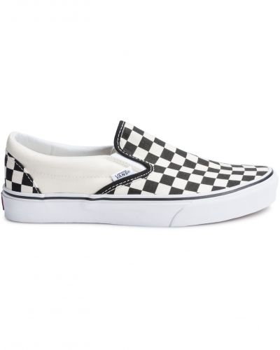 Sneakers Classic Slip On Black/ White Checker från Vans