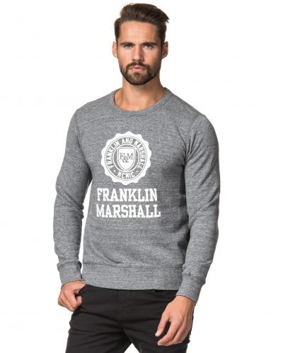 Franklin & Marshall College Crew Black Melange