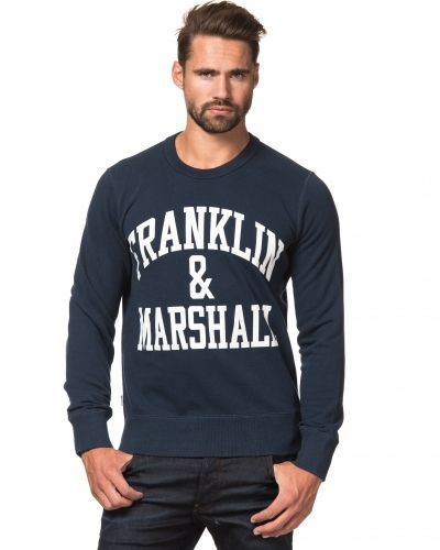 Sweatshirts College Crew Neck från Franklin & Marshall
