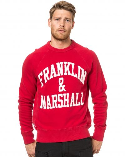 Franklin & Marshall College Sweat Petrol Red