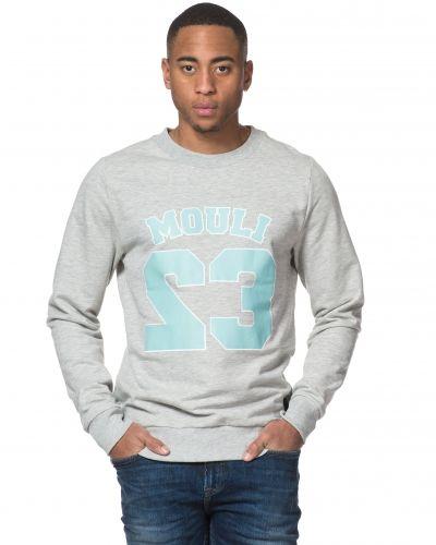 Grå sweatshirts från Mouli till killar.