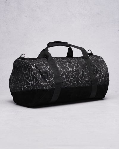 Weekendbags Cracked 120 Black/Silver från Mi-Pac