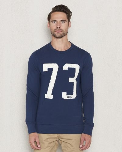 Levis Crewneck Dress Blues
