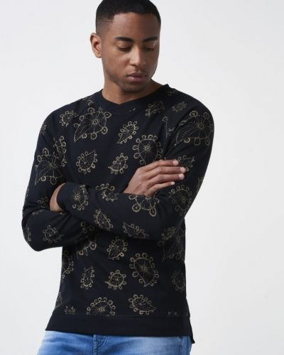 Sweatshirts Crewneck Sweat All Over 17 Combo från Scotch & Soda