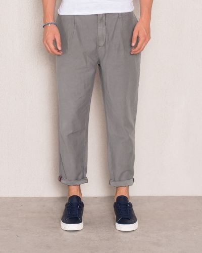 Chinos Cropped Chino 087 Grey från Hilfiger Denim
