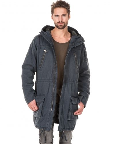 William Baxter Daniel Parka Dark Navy