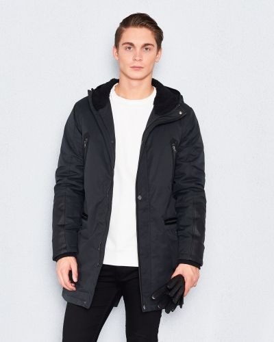 Parkas Danny Parka Dark Grey från William Baxter