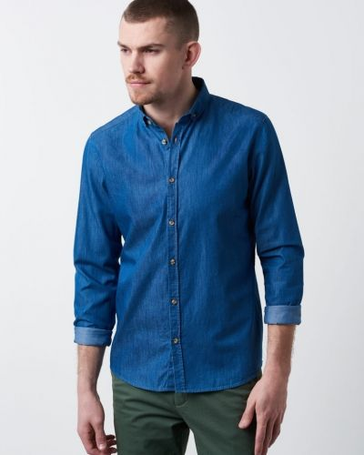 Darrell Denim Shirt Clay Cooper jeansskjorta till herr.