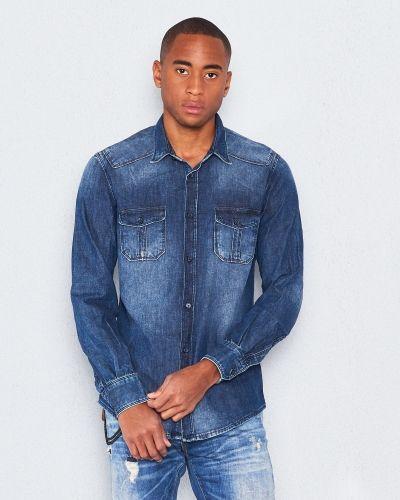 Antony Morato jeansskjorta till herr.