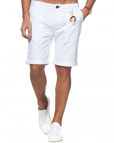 Dstrezzed Dense Twill Shorts White