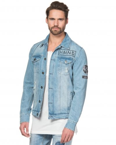 Jeansjacka Dewey Denim Jacket Light från Adrian Hammond