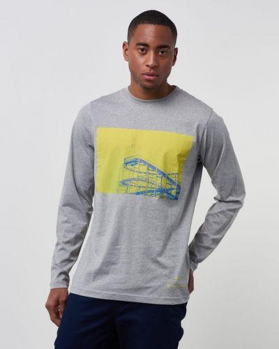 Did Ye Aye Grey WeSC långärmad tröja till herr.