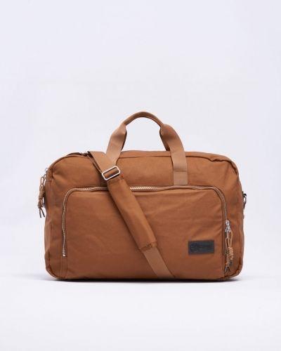 Till unisex från Eastpak, en brun weekendbags.