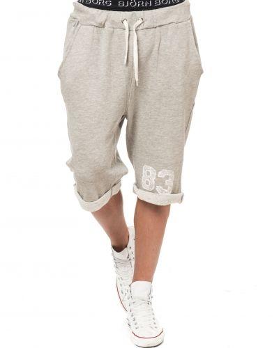 Adrian Hammond Douglas Sweat Shorts Greymelange