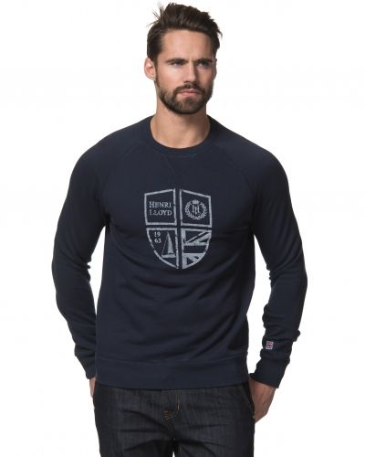 Henri Lloyd Dunstone Crew Sweat Navy