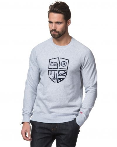Henri Lloyd Dunstone Crew Sweat Grey