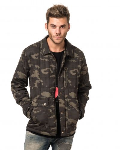 Dr.Denim Edward Green Camoflage