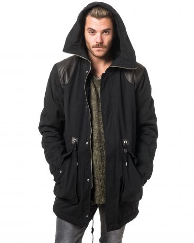 WeSC Elder Parka 999 Black