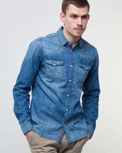 Hilfiger Denim jeansskjorta till herr.
