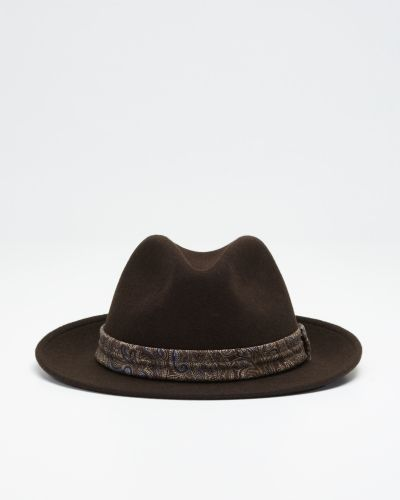 Hatt Fedora Classic Hat 049 från Wigéns
