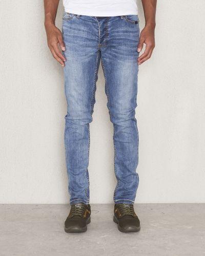 Till herr från Mouli, en blå blandade jeans.