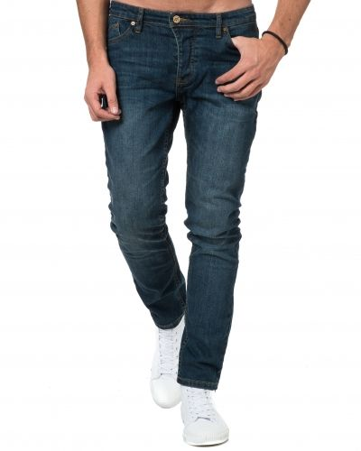Fender True Mouli blandade jeans till herr.