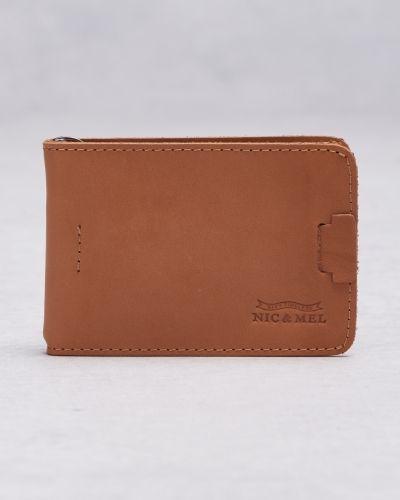 Floyd Cardholder/Moneyclip 83 Naked Nic & Mel korthållare till herr.