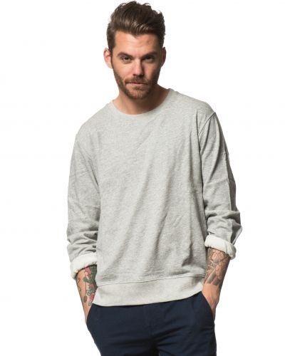 WeSC Franke Crewneck Sweatshirt Grey Melange