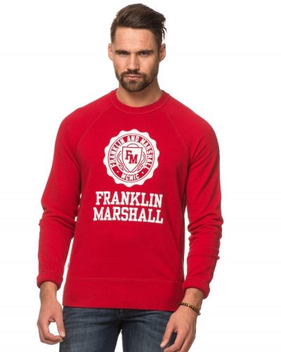Franklin & Marshall Franklin Logo Sweat Patrol