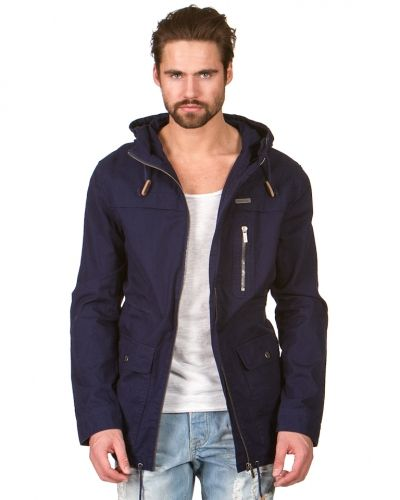 William Baxter Fred Parka Dk Blue