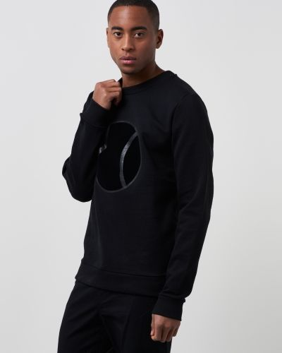 Sweatshirts Gaston Black från Mouli