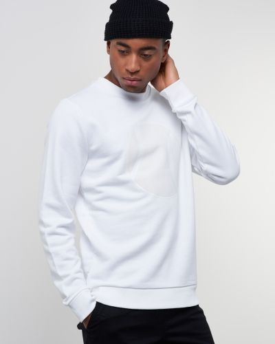 Sweatshirts Gaston White från Mouli