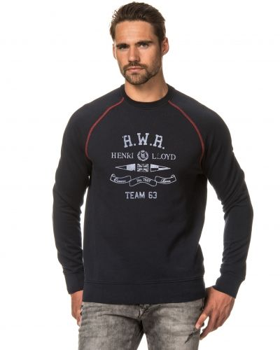 Henri Lloyd Greenfield Crew Sweat Navy