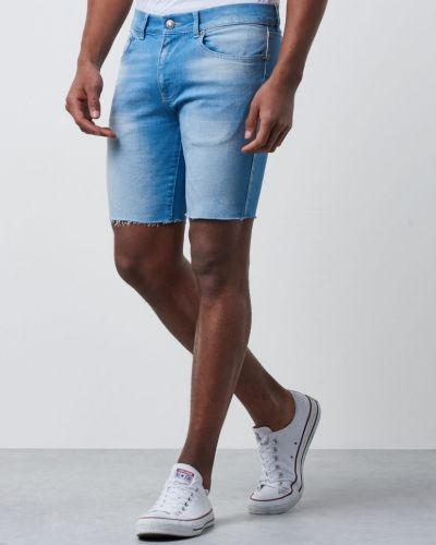 William Baxter Greg Denim Shorts Bright