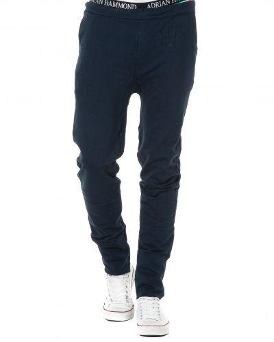 Gurkan Blue Navy Sweatpants - Mouli - Träningsbyxor