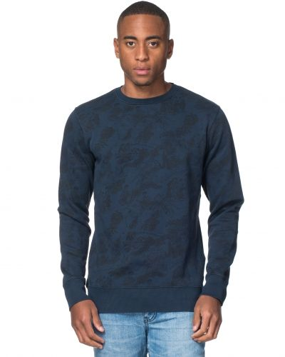 Dstrezzed Hawaii Print Sweat Navy
