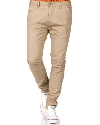 Chinos Heywood Chino Khaki från Dr.Denim