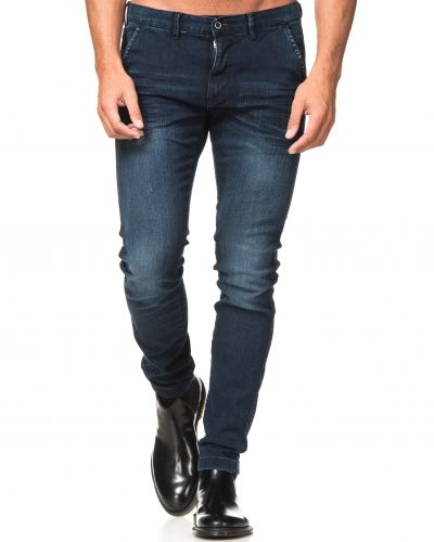 Dr.Denim Heywood Dark Blue Wash