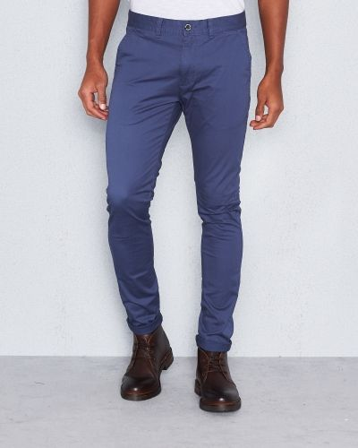 Chinos Heywood Insignia Blue från Dr.Denim