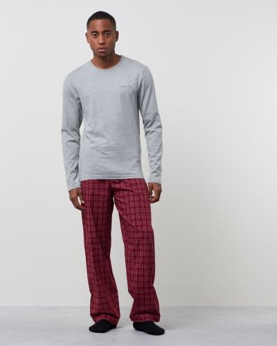 Pyjamas Holiday PJ Set GGG Heather Grey från Calvin Klein Underwear
