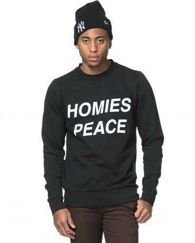 Mouli Homies Peace Black