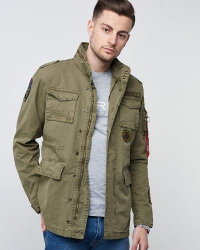 Alpha Industries Huntington Patch 10