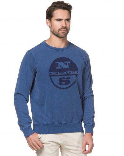 North Sails Ian Icon Sweat 3YL 57 Blue
