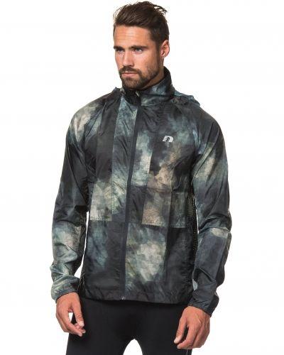 Newline Imotion Printed Hood Jacket 613 Stormy Sky Print