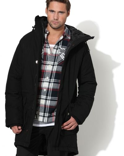 Somewear Jack Jacket Black