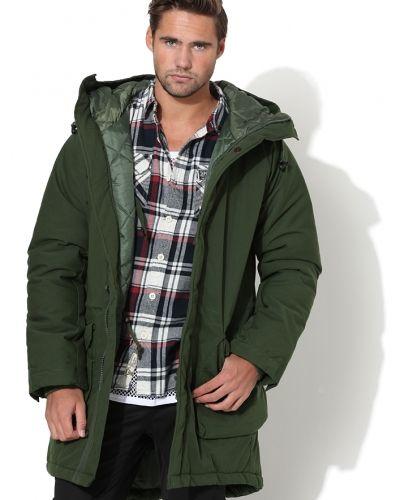 Höst- och vinterjacka Jack Jacket Army från Somewear