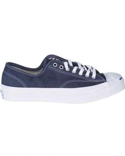 Till herr från Converse, en blå sneakers.