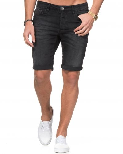 Jason 3/4 Gabba jeansshorts till killar.