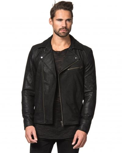 Dr.Denim Jason Biker Jacket Black